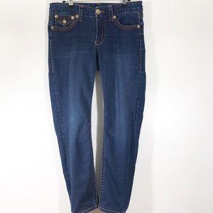 Seven 7 Medium Wash Skinny Jeans Size 10